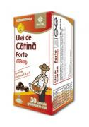 Ulei Catina Forte 600Mg 30Cps Ac Helcor - Produse naturiste